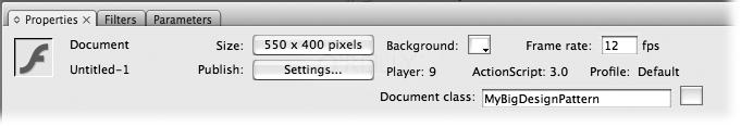 Document class window
