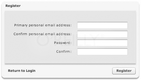 A good way to annoy your user while possibly not validating that his email address is correct