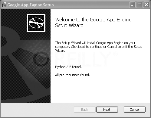 Installing Google App Engine