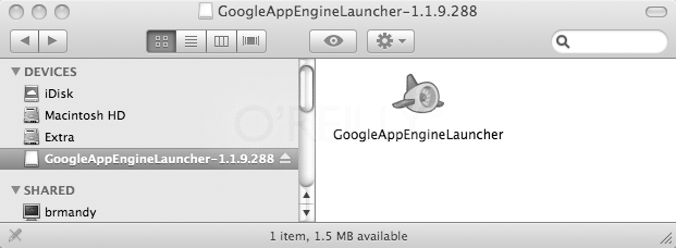 The App Engine Installer